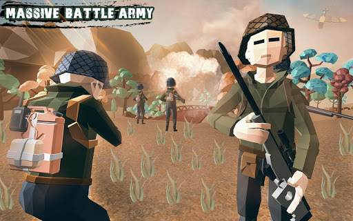 Call of Sniper WW2 Blocky: Final Battleground V2 1.1.1 screenshots 14