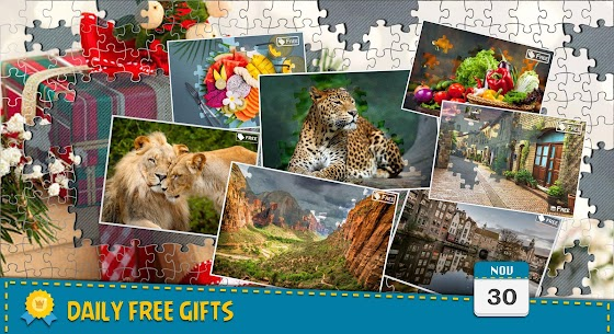 Jigsaw Puzzle Crown – Classic Jigsaw Puzzles 1.0.9.9 MOD for Android 1