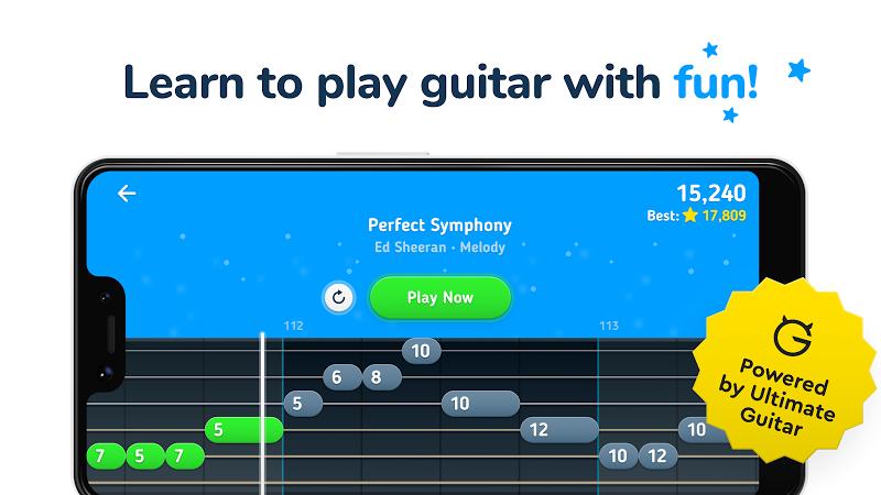 MelodiQ: Guitar Tabs & Lessons v1.4.2 [Premium]