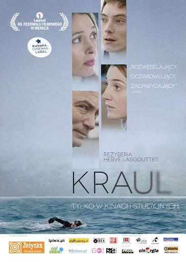 Przód ulotki filmu 'Kraul'