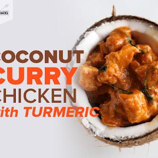 Coconut Curry Chicken with TurmericRecipe by Erin Druga