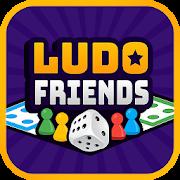 Ludo Friends - Dice Board Games
