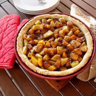 Beef, Butternut & Potato Pie