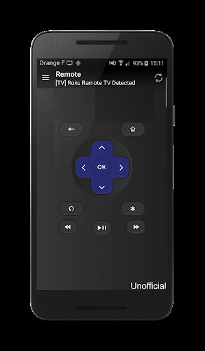 Remote for Roku  screenshots 1