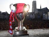 Anderlecht, Standard, Charleroi : voici les affiches des huitièmes de finale de la Coupe de Belgique