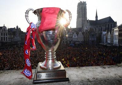 Officiel : Les premiers tours de Coupe de Belgique reportés, pas de match en Flandres jusqu'au 25 août