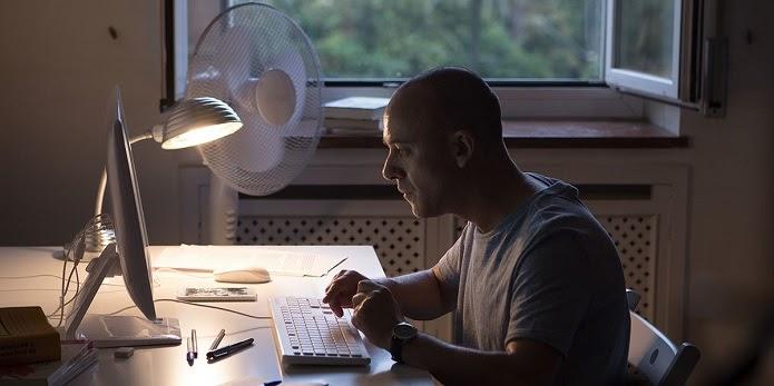 Javier Gutiérrez en El autor