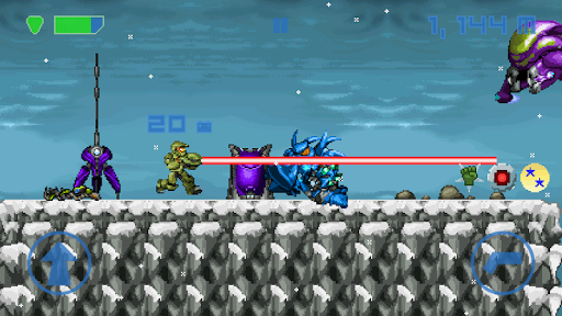 Spartan Runner 1.32 screenshots 23
