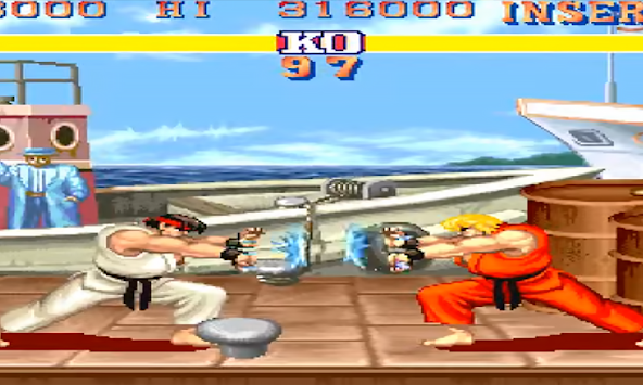 CHEATS Street Fighter 2 Champion Edition APK Latest Version Download