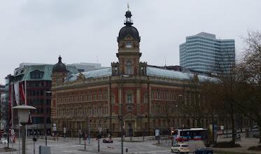 Photo: Gebäude der alten Oberpostdirektio