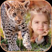 Animal Photo Frames : Wild Animal PHOTO Editor Android APK Download Free By HJ Photo Media Pvt Ltd.