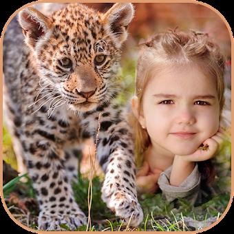 Wild Animal Photo Editor Animal Photo Frames New Hileli Apk Indir 1 1