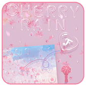 Cherry Rain Keyboard