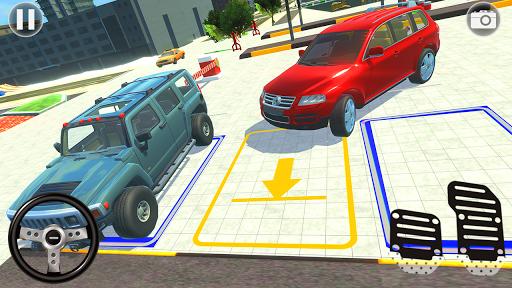 Drive Luxury Land Cruise Game: Extreme Prado Drive screenshots 2