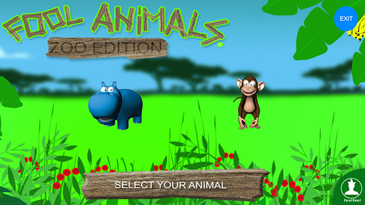 Fool Animals 3d - ZOO Edition