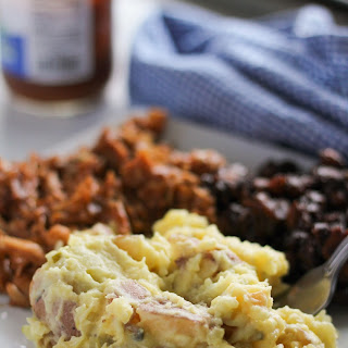 Southern Vegan Potato Salad (Mustard) Recipe
