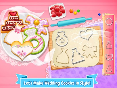 Wedding Tea Party Cooking Game 3