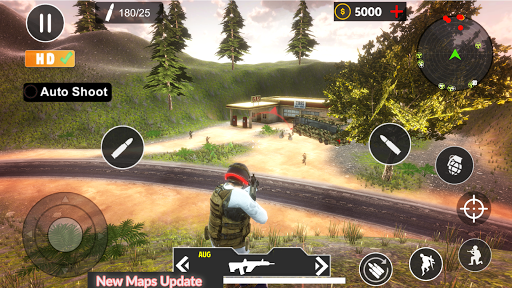 PVP Shooting Battle 2020 Online and Offline game. apktram screenshots 12
