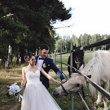 Wedding photographer Dmitriy Nadezhdin (Dimentriy). Photo of 15.10.2018