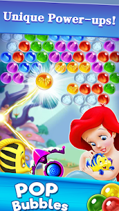 New Bubble Shooter – Mermaid  Bubble 2