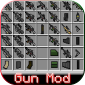 Gun Mod: Guns in Minecraft PE