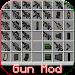 Gun Mod: Guns in Minecraft PE Icon