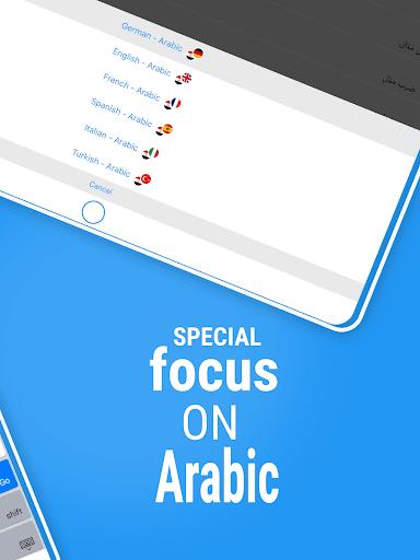 arabdict Dictionary and translator for Arabic screenshot 8