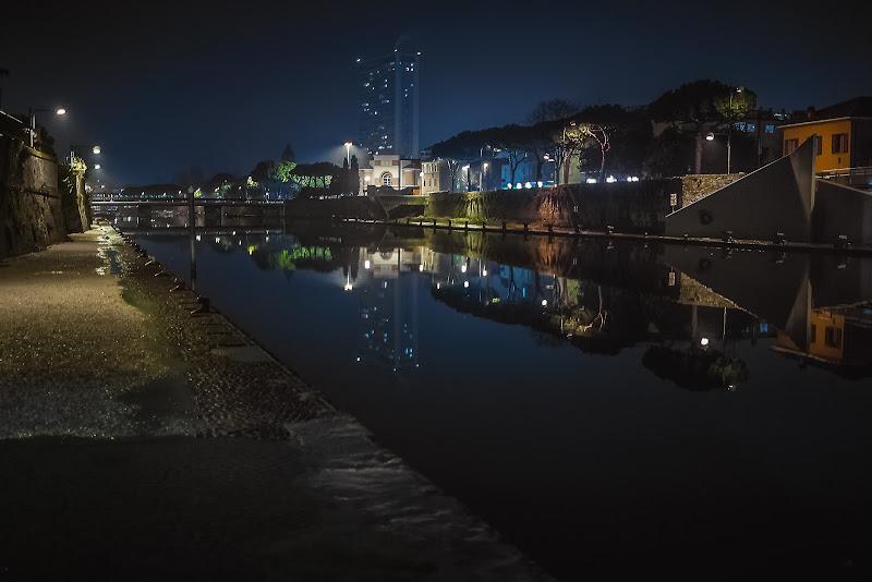 Rimini, in una notte di mezzo inverno di Alessandro Alessandri