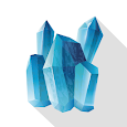 Minerals guide: Rocks, Crystals&Gemstone. Geology icon