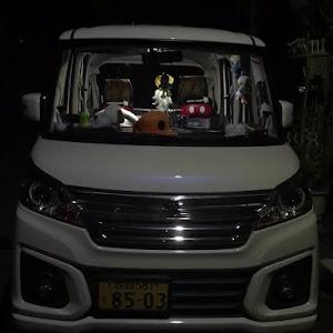 スペーシアカスタム MK42S GSのカスタム事例画像 taakunさんの2020年02月18日19:19の投稿