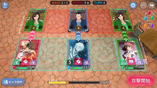 Game とある魔術の禁書目録 幻想収束 APK for Windows Phone
