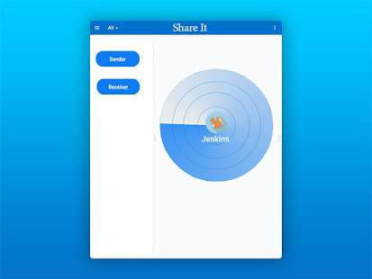 Share - File Transfer & Connect Capture d'écran