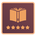 Book Review App icon