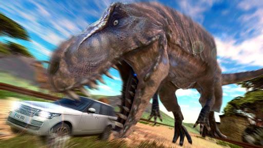 侏羅紀逃亡3D:瘋狂駕駛HD