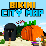 Map Bikini Bob for Minecraft