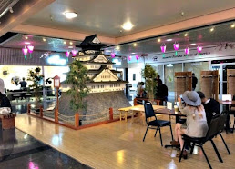 Wine and dine in Japantown