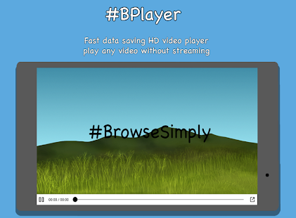 Browse Simply best web browser- screenshot thumbnail