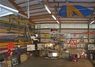 Photo: Ken de Russy's Hang Gliding Museum