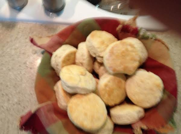 Buttermilk Biscuits, Southern Style