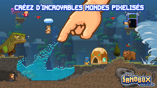 The Sandbox Evolution - Créé tes Jeux en 2D ! fond d'écran 1
