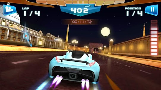 Fast Racing 3D MOD Apk (Unlimited Money) 4