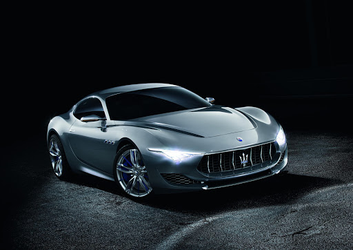 The Maserati Alfieri concept car premiered at the 2014 Geneva Motor Show.