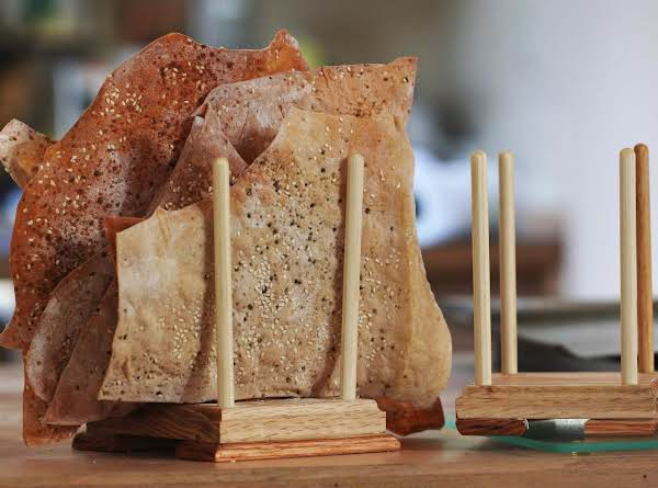 Elegant Crackers.. Picture From  Wild Salmon Kitchen Dot Com.