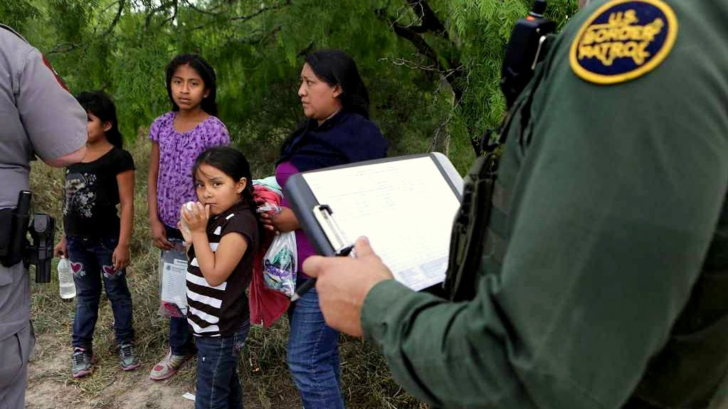 The criminal minor aliens that Trump inherited from Obama