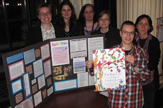 Photo: Sapphist Writers launch their anthology