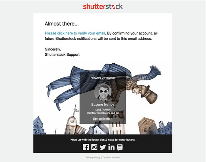 Kontributor shutterstock