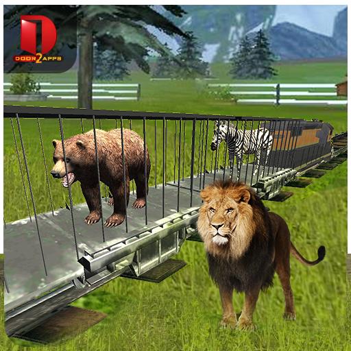 动物园 动物 : 运输 培养 模擬 LOGO-玩APPs
