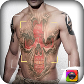 3D Tattoo Sticker Maker