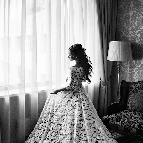 Wedding photographer Eduard Bosh (EduardBosh). Photo of 20.01.2018