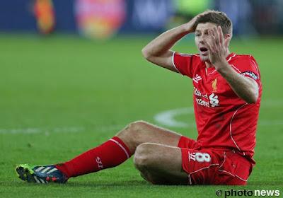 """Gerrard: """"Je quitterai Liverpool au terme de la saison"""""""